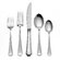 Gorham Gorham Fairfax 66 Piece Dinner Flatware Set
