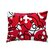 notNeutral Red Season Pillow