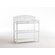 Graco Charleston Classic Two Piece Convertible Crib Set in White