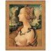 Portrait of Simonetta Vespucci, 1480 Replica Painting Canvas Art
