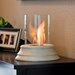 Mediterranean Gel Fuel Fireplace