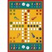 Play Carpet Parcheesi Kids Rug