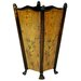 Bamboo Accent Umbrella Stand