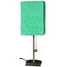 17 Inch Yoko Lamp in Aqua Green Shade