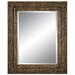 Marie Antoinette Wall Mirror in Dark Gold