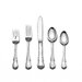 French Provincial 46 Piece Flatware Set / Serving Setting
