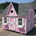 Small 4 x 6 Victorian Playhouse Kit with Floor