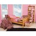 Sweet Safari Pink 4 Piece Toddler Bedding Set