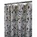 Watershed Prints Polyester Medici Shower Curtain