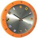 Oceanmaster Wall Clock in Orange