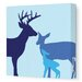 Animal - Deer Stretched Wall Art