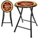 Anheuser Busch  A & Eagle Folding Stool in Black