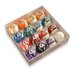 Swirl Pool Ball Set