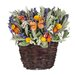 Butterfly Retrat Wall Basket