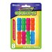 Diamond Shape Squishy Gel Pencil / Pen Grip