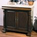 Dabney Sink Chest in Dark Brown