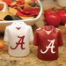 NCAA Gameday Salt and Pepper Shakers