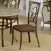 Brookside Oval Back Side Chair