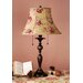 Georgia Table Lamp with Angelica Shade