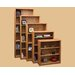 Contemporary Bookcase with 3 Adjustable Shelves