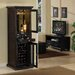 Meridian 18 Bottle Wine Cabinet