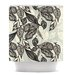 Java Leaf Polyester Shower Curtain