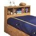 Amesbury Twin Bookcase Headboard