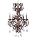 Augusta 5 Light Candle Chandelier