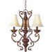 Augusta 3 Light Mini Chandelier