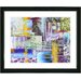 """Veggie Mix"" Framed Fine Art Giclee Print"