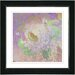 """Tapestry Rose"" Framed Fine Art Giclee Print"