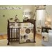 Habitat 4 Piece Crib Bedding Set