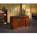 Sorrento L-Shaped Reception Desk with Counter