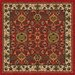 Pastiche Sumero Indian Red Rug
