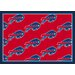 NFL Football Novelty Rug