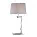Fritzi  Table Lamp in Polished Steel