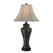 Placido  Table Lamp in Brushed Bronze