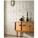 Diva Oyster Wallpaper by Barbara Hulanicki