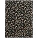 Alfresco Black Rug
