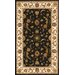 Jewel Charcoal/Beige Rug