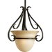 Torino 1 Light Stem-Hang Mini Pendant
