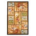 Chelsea Gone Fishing Novelty Rug
