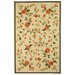 Chelsea All Over Beige Floral Rug