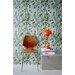 Tree Bomb Wallsmart Wallpaper in Green / Turquoise