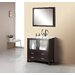 Felice 35.5&quot; Bathroom Vanity Set in Espresso
