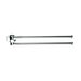"Circles 17"" Towel Bar in Chrome"