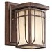 Riverbank Outdoor Wall Lantern