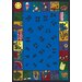Educational Count on Me Kids Rug