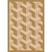 Whimsy Family Legacies Rooftop Beige Rug