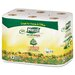 Small Steps 100% Recycled Double Roll Bathroom Tissue, 12 Rolls/Pack
